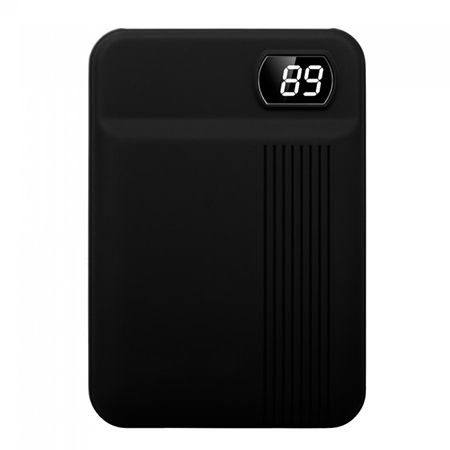 Power bank 10000mah 2.1a negru